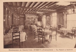 27 - Evreux - Hostellerie Du Grand Cerf - La Salle A Manger - Evreux