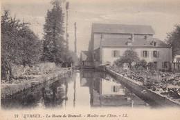 27 - Evreux - CPA - La Route De Breteuil - Moulin Sur L'iton - Evreux