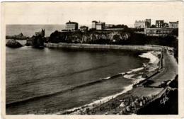 4RI 1O36. BIARRITZ - LA PLAGE DE LA COTE DES BASQUES - Biarritz