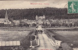27 - Serquigny - CPA - Panorama - Serquigny