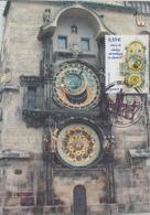 Carte  Maximum  1er Jour   FRANCE    Capitale   Européenne  : PRAGUE    2008 - 2000-09