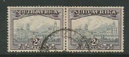 South Africa,  1941, 2d Grey & Dull Purple, Used - South Africa (...-1961)