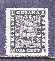 British Guiana  58  * - British Guiana (...-1966)