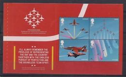 Grande-Bretagne 2018 Feuille Prestige Book (Pane) DY25 The RAF Centenary  ** - 1952-.... (Elizabeth II)