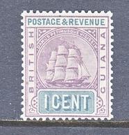 British Guiana  130   *  Wmk 2 - British Guiana (...-1966)