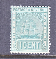 British Guiana  131 A   *  Wmk 2 - British Guiana (...-1966)
