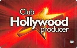 Hollywood Casino - Lawrenceburg, IN - BLANK Slot Card - Casino Cards