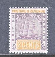 British Guiana  132   *  Wmk 2 - British Guiana (...-1966)