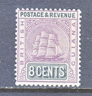 British Guiana  140   *    Wmk 2 - British Guiana (...-1966)