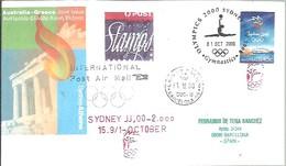 POSTMARKET AUSTRALIA - Verano 2000: Sydney