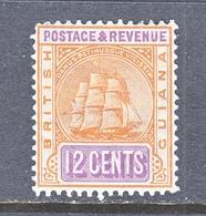 British Guiana  141   *    Wmk 2 - British Guiana (...-1966)