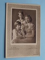 Les PRINCES De Belgique / De PRINSEN Van België ( Koningshuis ) > Zie / Voir Foto ( Formaat CP / PK ) ! - Buvards, Protège-cahiers Illustrés