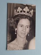 Koningin FABIOLA ( België Koningshuis ) > Zie / Voir Photo ( Formaat PK / CP Klein ) ! - Beroemde Personen
