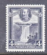 British Guiana  213   *  Wmk.  4 - British Guiana (...-1966)