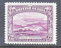 British Guiana  220   *  Wmk.  4 - British Guiana (...-1966)