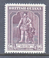 British Guiana  221   *  Wmk.  4 - British Guiana (...-1966)