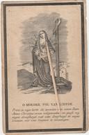 Lichtervelde, 1866, Coleta Hurssel, De La Fontaine - Religión & Esoterismo