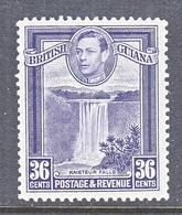 British Guiana  235   * - British Guiana (...-1966)