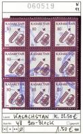 Kasachstan - Kazakhstan - Michel 48 Im 9er-Block - Oo Oblit. Used Gebruikt - - Kasachstan