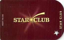 Ameristar Casinos BLANK Slot Card Multiple Locations - No Logo On Reverse W/signature Strip - Casino Cards