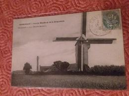 WORMHOUDT WORMHOUT VUE DU MOULIN ET DE LA BRIQUETERIE - Wormhout