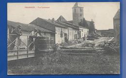 FRAIMBOIS    Vue Intérieur    Animées     écrite En 1918 - Francia