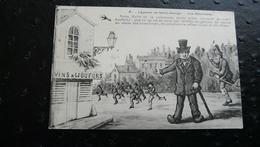 8. La Légende De  Saint-Saulge - Les Réverbères - Humour