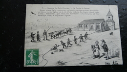 7. - Légende De Saint-Saulge - La Corde De Laine - Humour