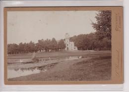 GRONINGEN  1894 L GOUDSMIT  ENSCHEDE  HOLLAND NEDERLAND 16*10CM ALBUMEN Cabinet  Photograph - Foto's