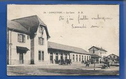 LONGUYON   La Gare       Animées - Longuyon