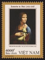 Vietnam Viet Nam Booklet Issued On 5th Of Dec 2019 : 500th Death Anniversary Of Leonardo Da Vinci (Ms1116) - Vietnam