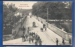 BACCARAT   Avenue De La Gare     Animées - Baccarat