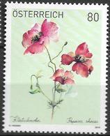 2019 Austria Mi. ** MNH    Klatschmohn - 2011-... Unused Stamps