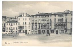 Italie. Venezia, Campo S. Polo (10213) - Venezia (Venedig)