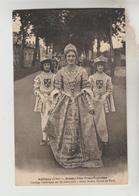CPSM AUBIGNY SUR NERE (Cher) - Grandes Fêtes Franco-Ecossaises : Cortège Historique 15/08/1931 Anne Stuart Reine DeParis - Aubigny Sur Nere