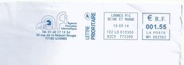 Ema Secap MH _ Ours Polaire - Enveloppe Réduite Au Format C5 - Postmark Collection (Covers)