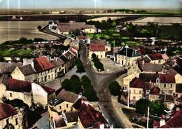 EN AVION AU DESSUS DE CHATEAUFORT -78- LA PLACE - Autres Communes