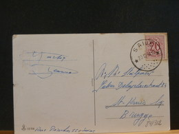 84/312  CP    BELGE  SAIVE/ETOILE  1954 - Belgium