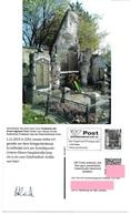 1535n: Privatganzsache AK Postkarten-App: A- 2291 Lassee, Kriegerdenkmal Am Ortsfriedhof - Gänserndorf