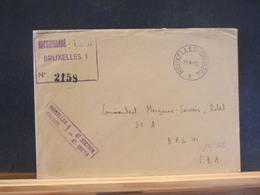 84/322  LETTRE   BELGE  1955 - Belgio