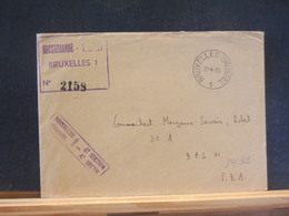 84/322  LETTRE   BELGE  1955 - Belgium