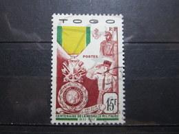 VEND BEAU TIMBRE DU TOGO N° 255 !!! - Togo (1914-1960)