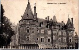 18 NANCAY - Le Château  [REF/S010882] - Nançay
