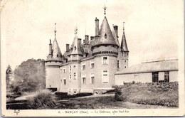 18 NANCAY - Le Château Coté Sud Est [REF/S010881] - Nançay