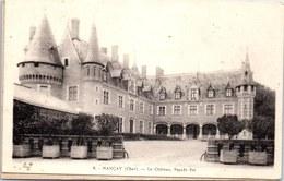 18 NANCAY - Le Château Facade Est [REF/S010885] - Nançay