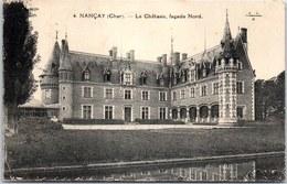 18 NANCAY - Le Château Facade Nord [REF/S010835] - Nançay