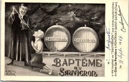 18 SAUVIGNON - Souvenir [REF/S010850] - France