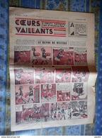 COEURS VAILLANTS 1936 N° 36 LE RAYON DU MYSTERE TINTIN ET MILOU En EXTREME ORIENT HERGE - Tintin