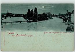 52817810 - Landshut , Isar - Landshut
