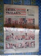 COEURS VAILLANTS 1936 N° 18 LE RAYON DU MYSTERE TINTIN ET MILOU En EXTREME ORIENT HERGE - Tintin